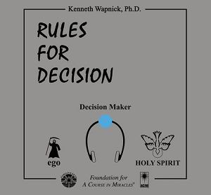 Excerpt Series - Rules for Decision - Decision Maker