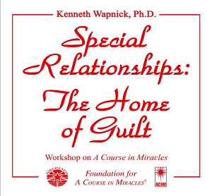 Excerpt Series - Special Relationships - The Home of Guilt