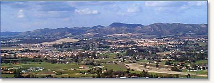 Temecula Valley in California