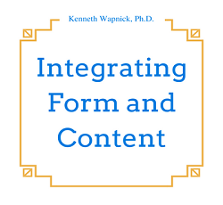 Excerpt Series - Integrating Form and Content